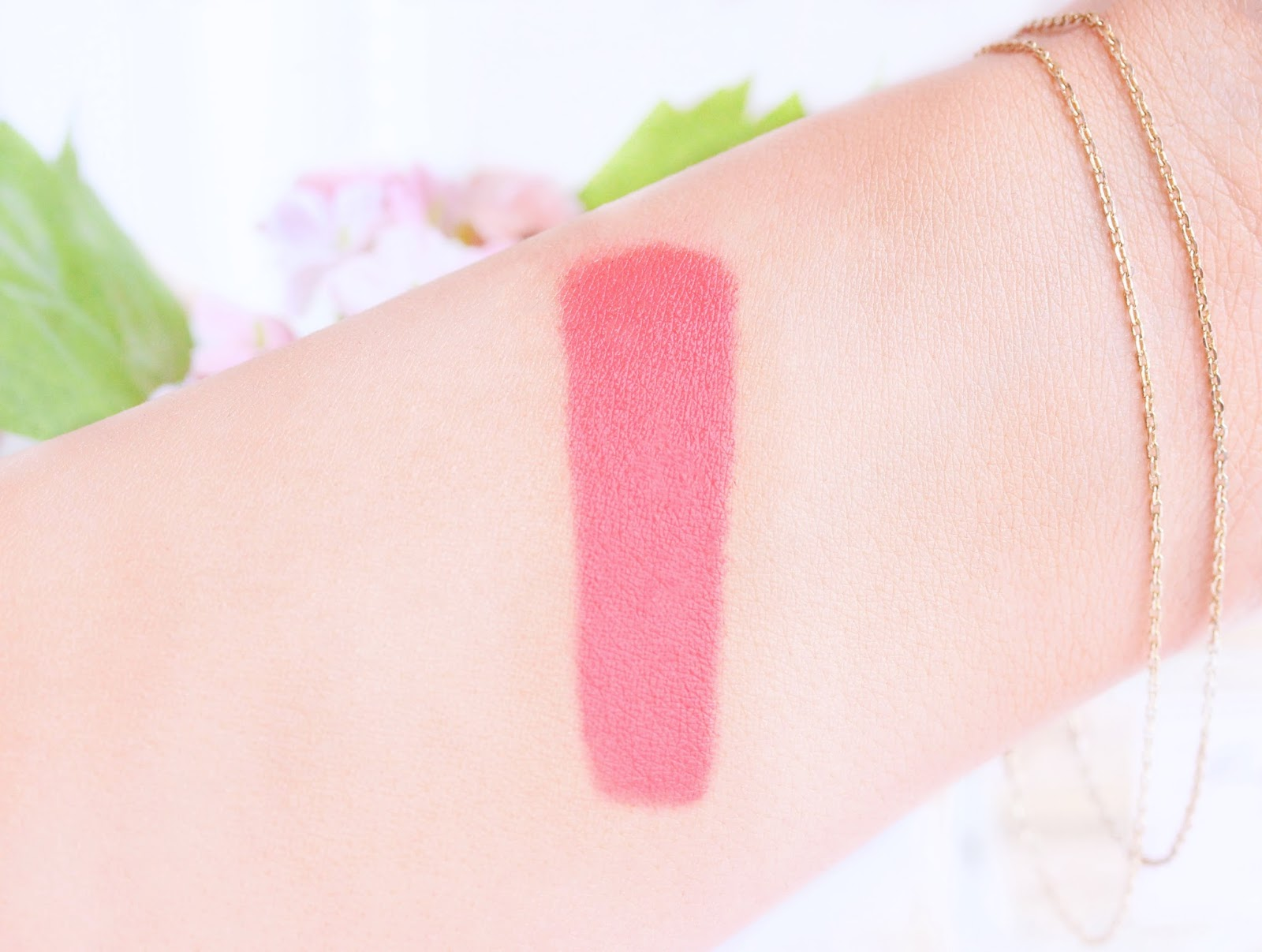 MAC Costa Chic Lipstick Swatches