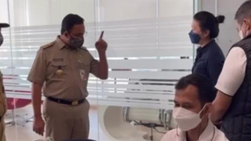 Buntut Sidak Anies Baswedan, Direktur CYPR: Ngawur!