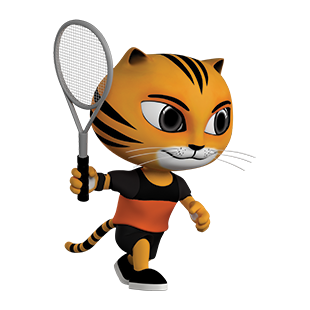 Icon Pictogram SEA Games 2017 Squash