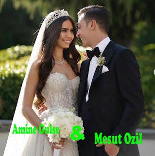 Bintang Arsenal Mesut Ozil Menikah