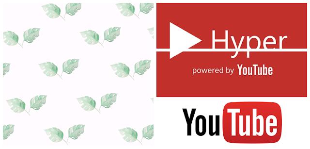 Hyper for Youtube Windows 10