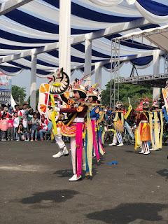 Pocil Lumajang Tampil Memukau Di Kodam V Brawijaya Surabaya