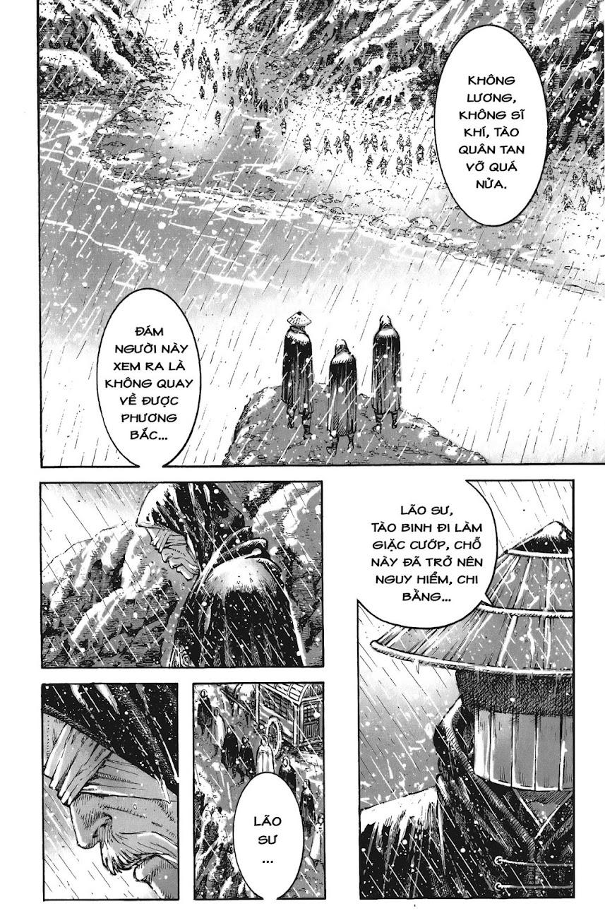 Hỏa phụng liêu nguyên Chương 436: Tuyết hạ như kiếm [Remake] trang 10
