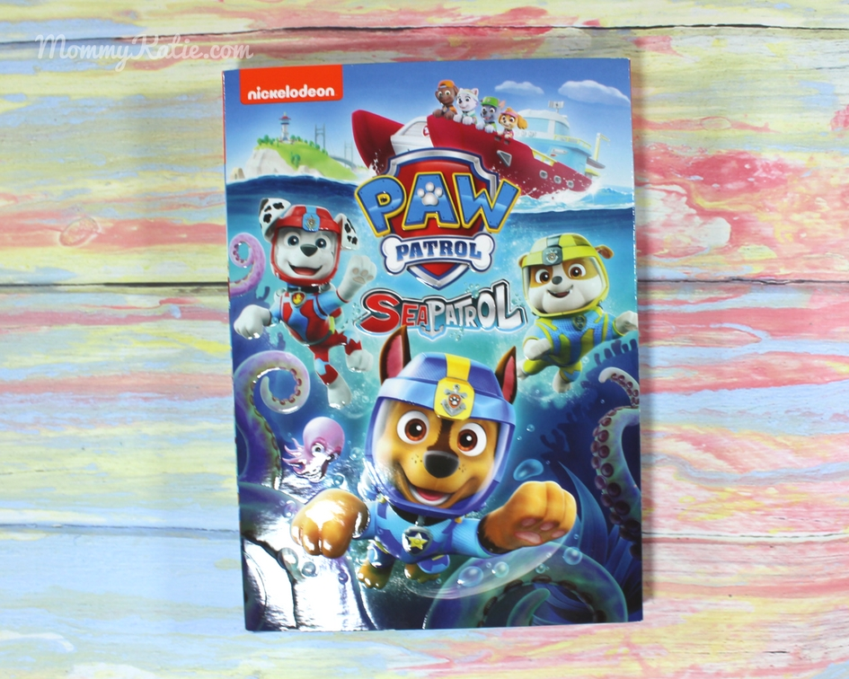 7b3ba258e7f Paw Patrol  Sea Patrol on DVD