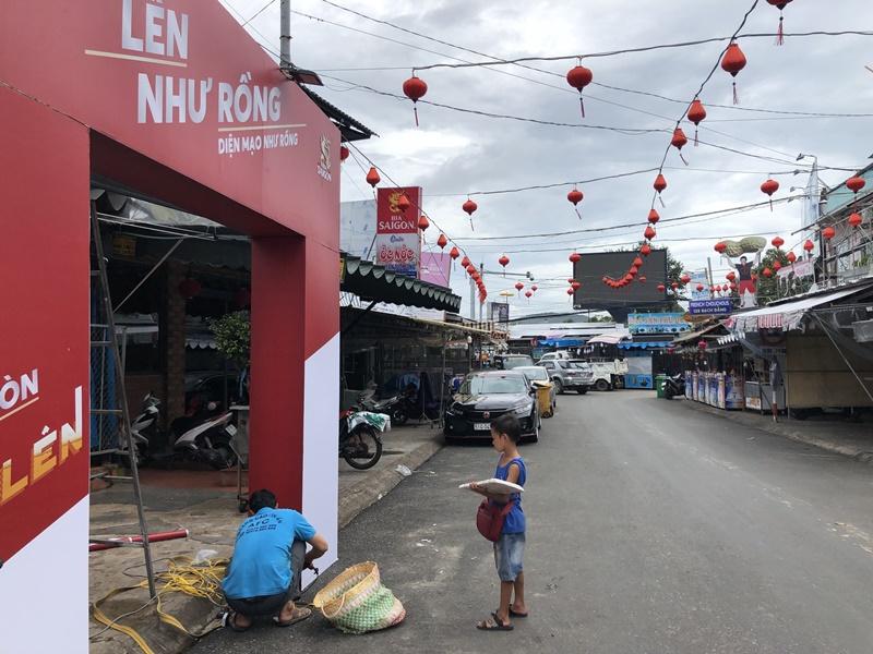 Tổ chức sự kiện Bia Sài Gòn tại Phú Quốc