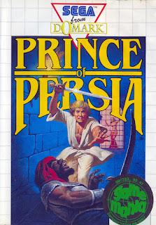 Jogue gratis rom Prince of Persia Master System
