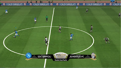 PES 2017 PES 2018 Fantasy Scoreboard by G-Style