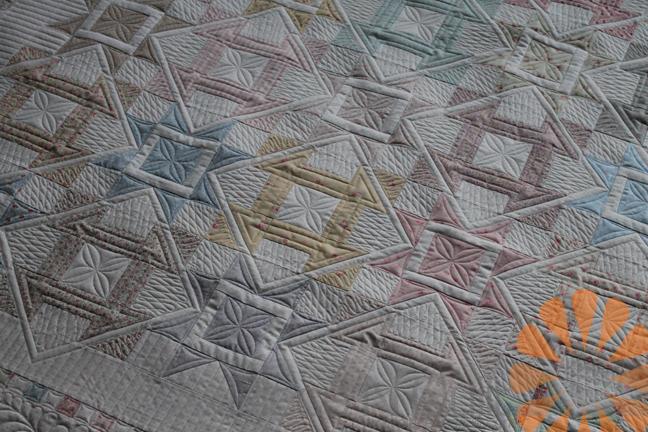 Dashing Quilt - Custom Machine Quilting by Natalia Bonner