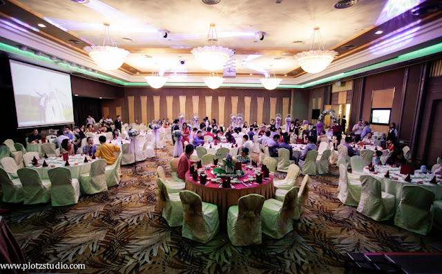 Golf resort wedding Malaysia