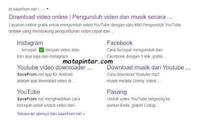 Cara Download Video Youtube Ke Galeri Tanpa Aplikasi Tambahan