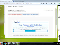 Update Letter Scam PP Yahoo Mail 2016