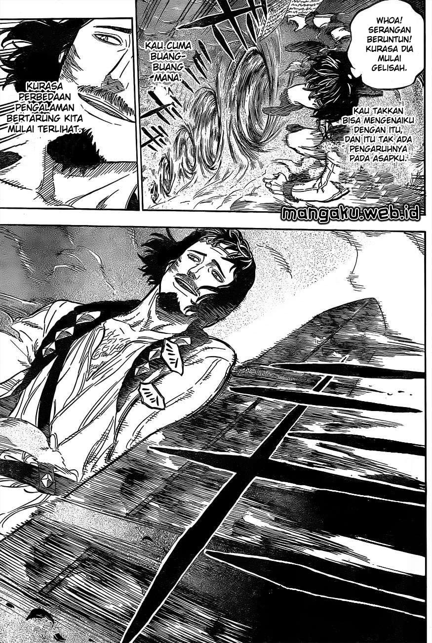 Manga Black Clover Chapter 15 Bahasa Indonesia