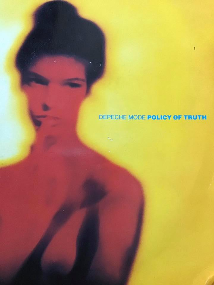 depeche mode policy of truth