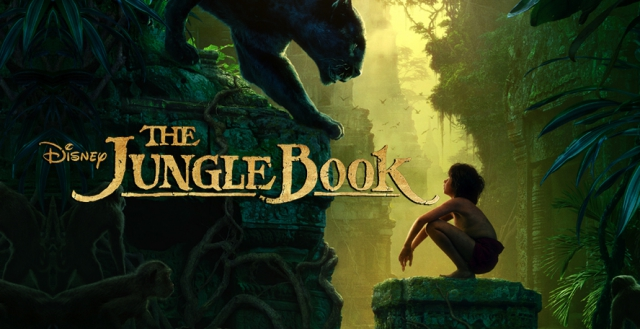 The Jungle Book, Walt Disney Pictures, Bagheera, Shere Khan, Mowgli,Bill Murray, Ben Kingsley, Idris Elba, Lupita Nyong'o, Scarlett Johansson, Neel Sethi