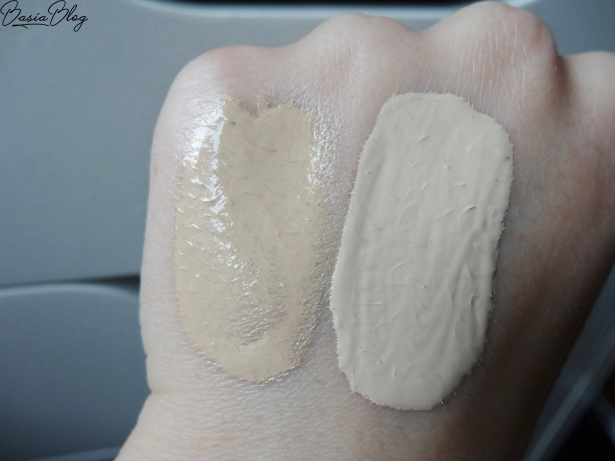 Lorigine Mythique Charm Mineral Luminous Smoothness Foundation 1.5 Ivory jak ciemnieje swatch