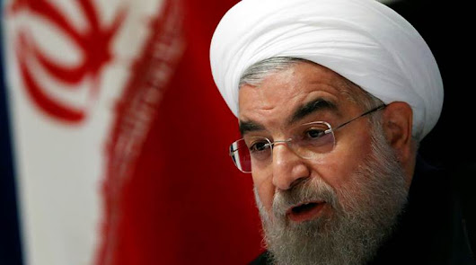 Iran Votes: Hassan Rouhani Wins by a Landslide