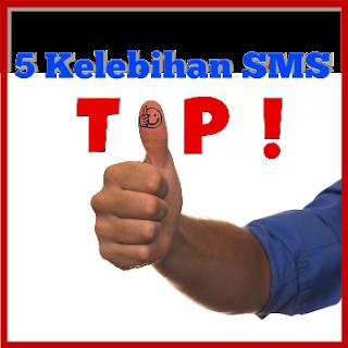 5 Kelebihan Pemasaran SMS Yang Perlu Semua Usahawan Tahu