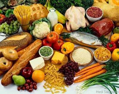 Pengertian Makanan dan Fungsinya