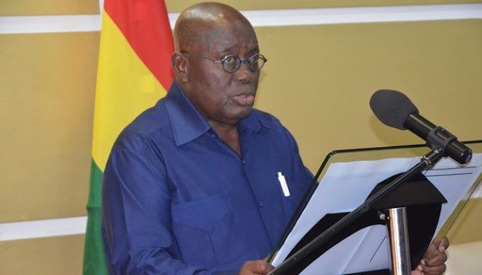 Prez Akufo-Addo To Deliver State of the Nation Address On Feb. 21