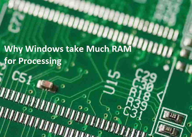 Why Does Windows 10 System use High RAM?