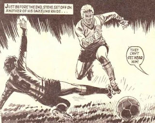 Steve Marks takes on Oldfield 1981/82
