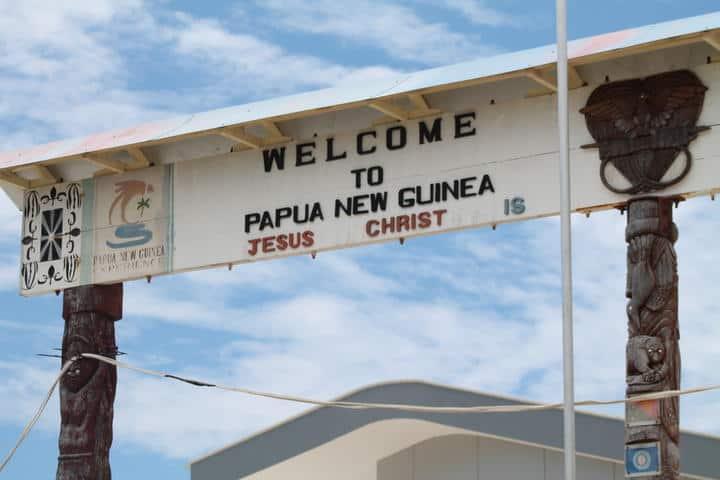 Resmi, PNG Mendeklarasikan Diri Sebagai Negara Kristen