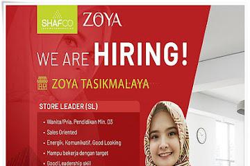 Lowongan Kerja Store Leader Zoya