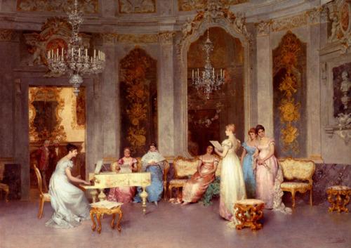 La duchessa silenzio da camera for Immagini salotti