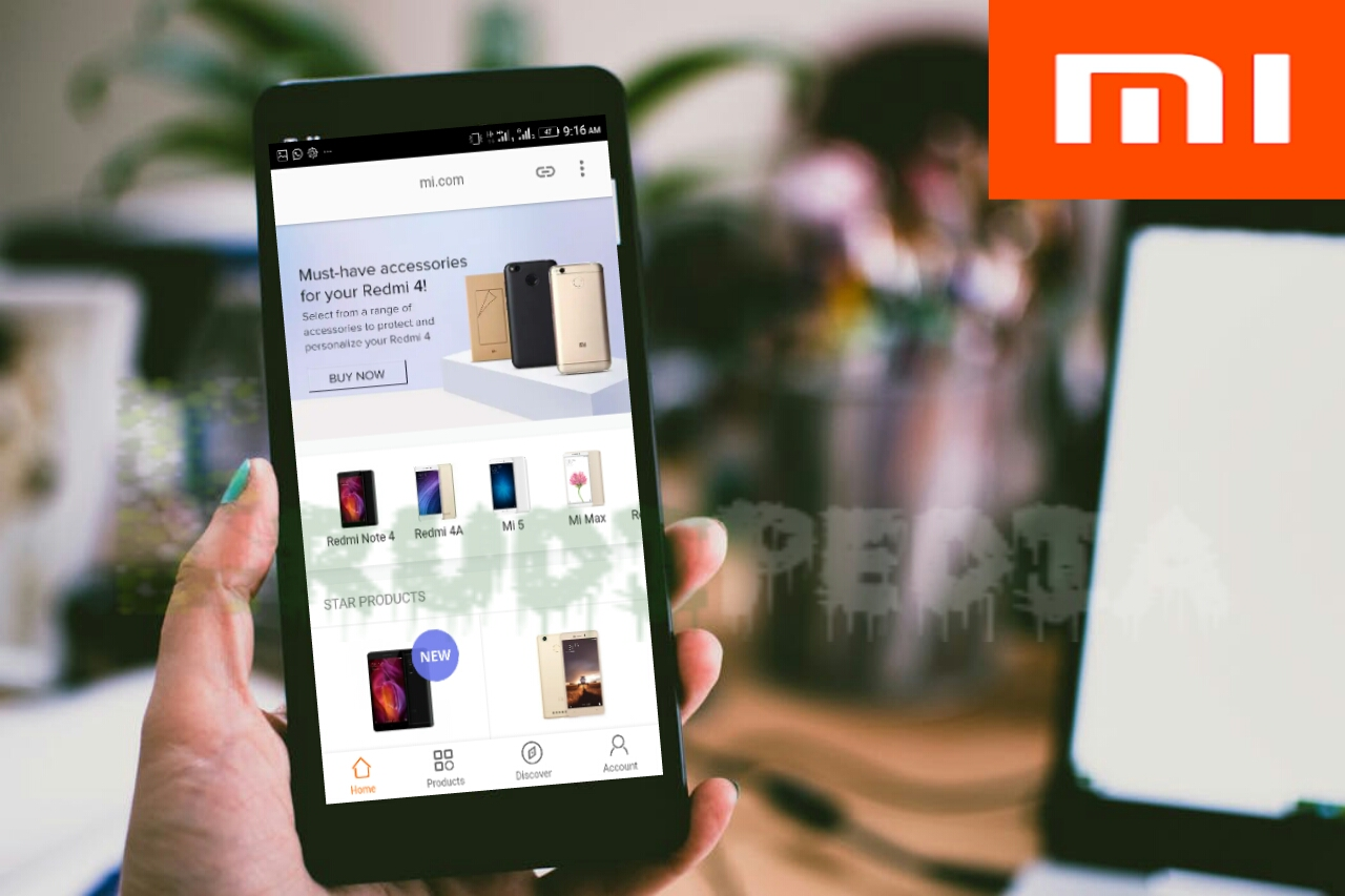 Xiaomi Mi flash sale store trick