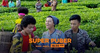 Daftar Nama dan Biodata Pemain Super Puber SCTV