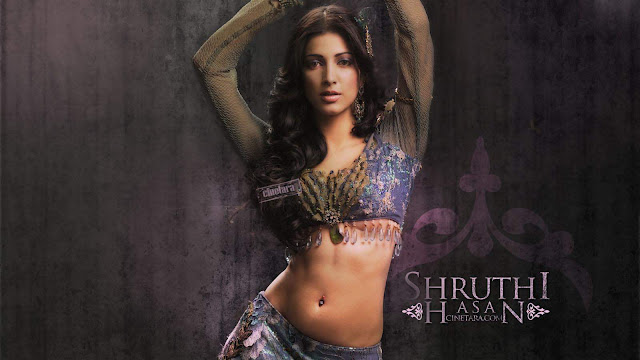 shruti hassan hot hd photos
