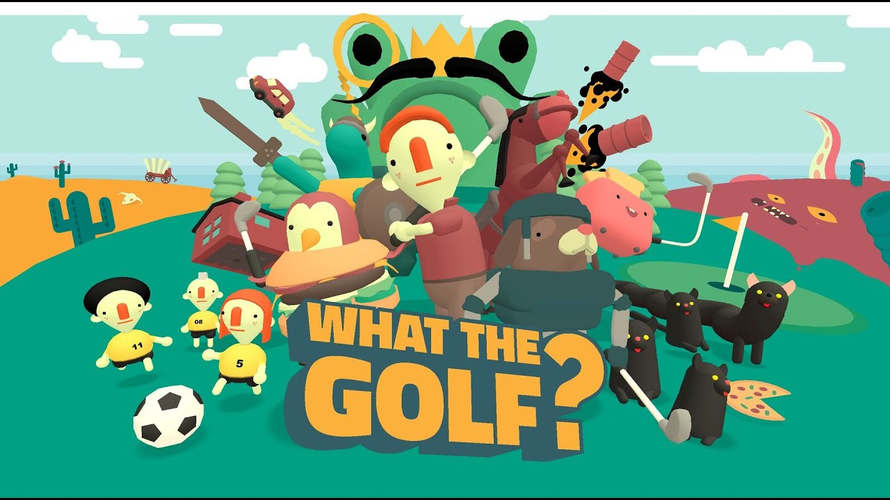 What The Golf game