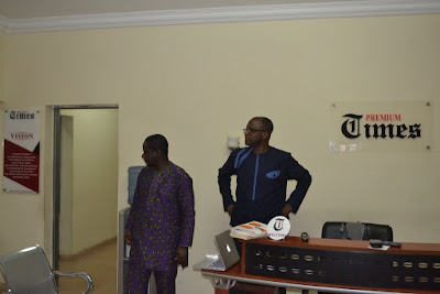 Image result for Premium Times Journalists released again