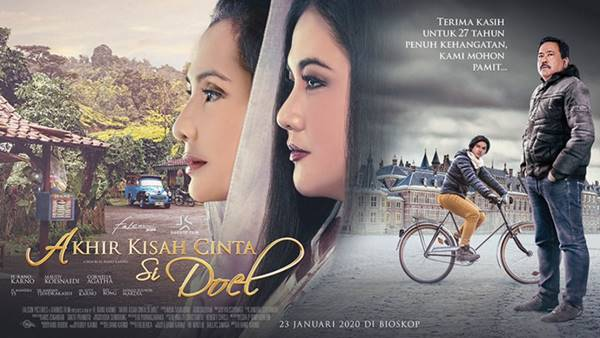 Review Film Akhir Kisah Cinta Si Doel (2020)