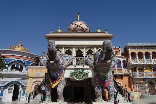 World-Class Theme Parks