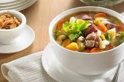 Manfaat atau Khasiat Dari Sayur Sup Ayam