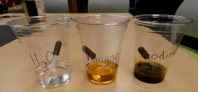 Investigation on liquids