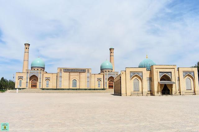 Hazrat Imam en Tashkent