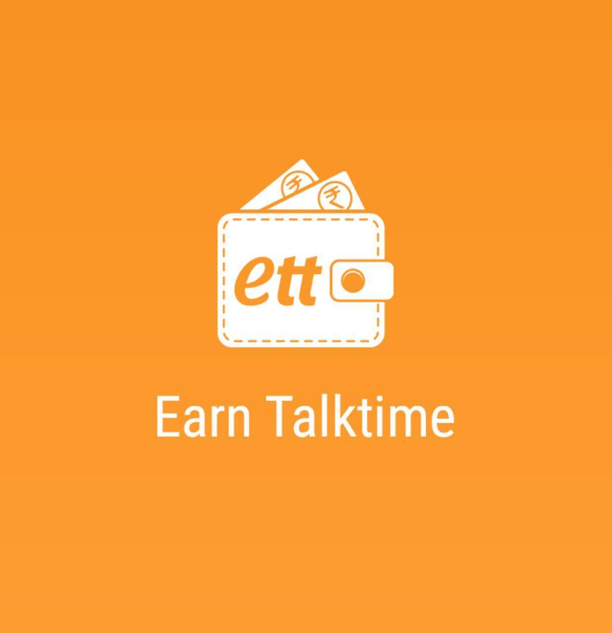Earn Talktime App Rs 20 Free Recharge Per Refer Proof Added Sandeep980