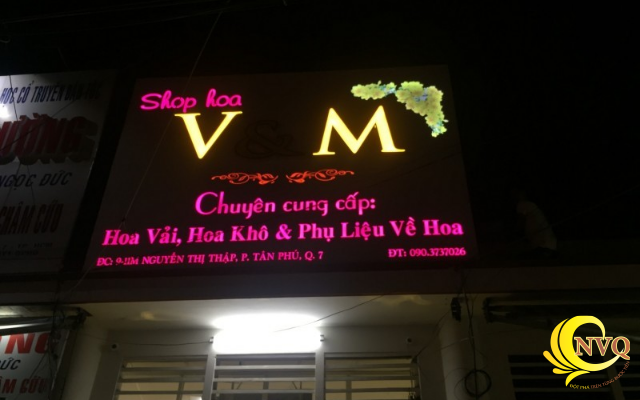 Thi cong lap dat bang hieu quang cao Neon Sign tai Da Nang - Hoi An - 0905279878 Mr.Nam
