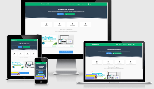 Platinumify Responsive blogger template