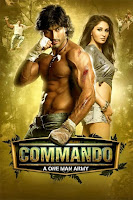 Commando 2013 Hindi 720p BluRay