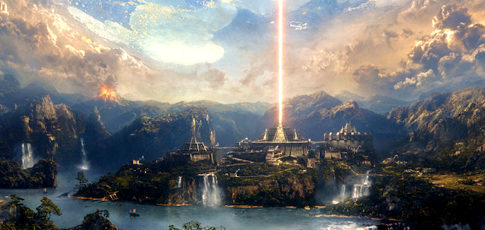 Iron Sky: The Coming Race Trailer - Hollow Earth