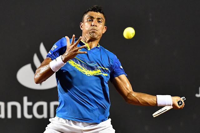 Tenista brasileiro sofre mas arranca vitória no sufoco na Áustria. foto de arquivo
