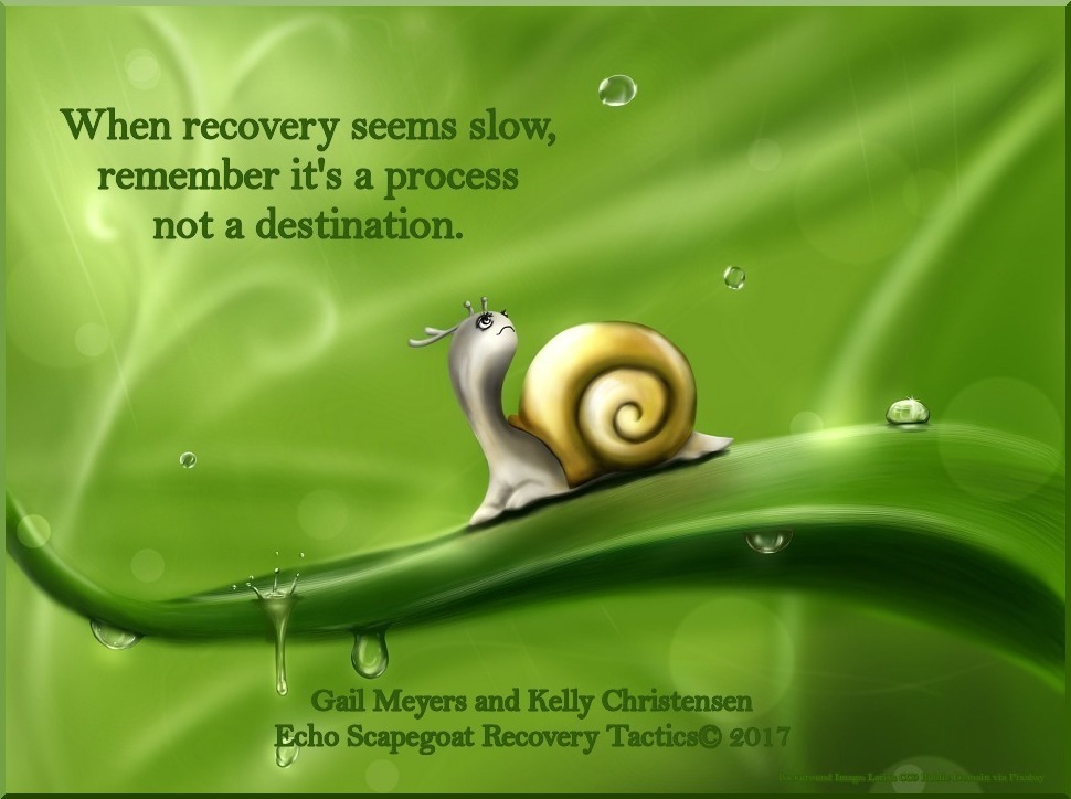 Even A Snail Will Eventually Reach Its Destination Picture Quotes