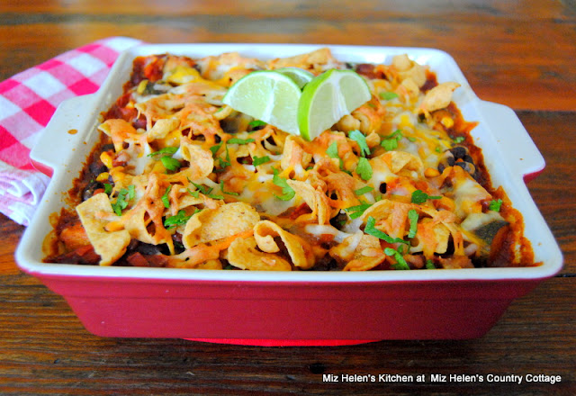 Frito Garden Pie at Miz Helen's Country Cottage
