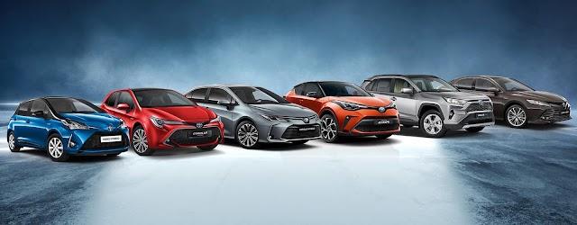 Toyota Avrupa'da rekor pazar payı Türkiyede ise satışlarını önceki yıla oranla yüzde 66 artırdı
