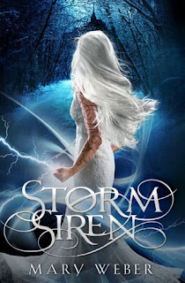 Storm Siren by Mary Weber the first book in the Storm Siren trilogy