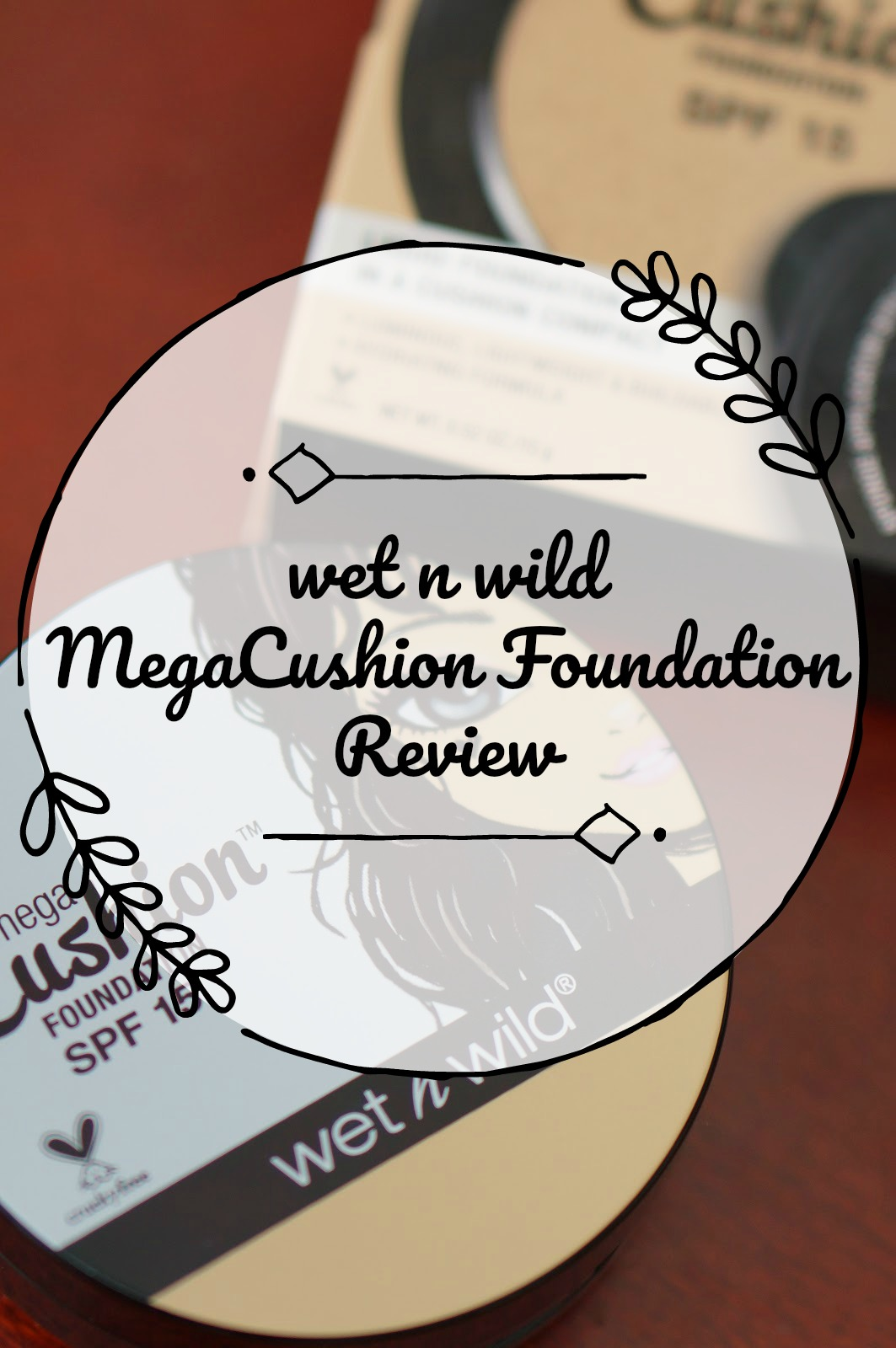 Popular North Carolina style blogger Rebecca Lately shares her review of the wet n wild MegaCushion Foundation.  Click here to see how it wore on her combination/oil skin!