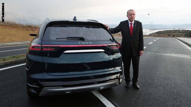 فيديو أردوغان يقود أول سيارة تركية محلية الصنع.. ما مميزاتها وكيف ستدعم الاقتصاد؟